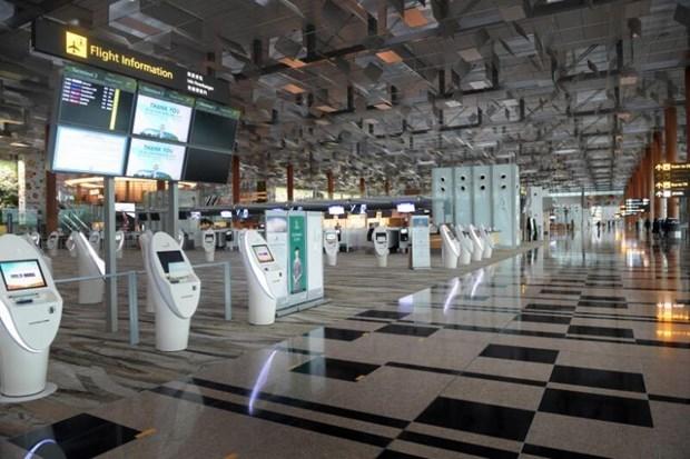 Covid-19: Singapour et l'UE cooperent sur les mesures de securite sanitaire de l'aviation hinh anh 1
