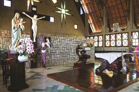 L'eglise de Cam Ly, un lieu sacre a voir a Da Lat hinh anh 2