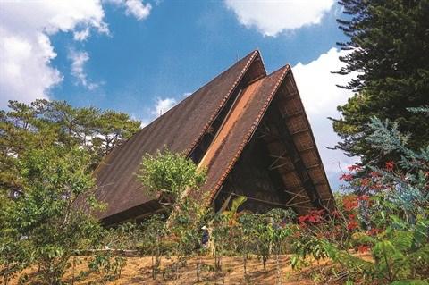 L'eglise de Cam Ly, un lieu sacre a voir a Da Lat hinh anh 1