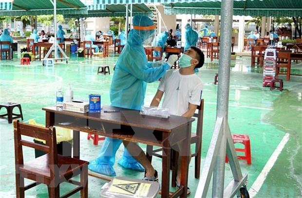 Coronavirus : un nouveau cas signale, le bilan s'etablit a 621 hinh anh 1