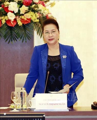 ASEAN 2020 : La 41e Assemblee generale de l'AIPA en ligne prevue en septembre hinh anh 1