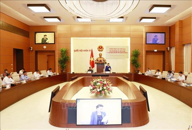ASEAN 2020 : La 41e Assemblee generale de l'AIPA en ligne prevue en septembre hinh anh 2