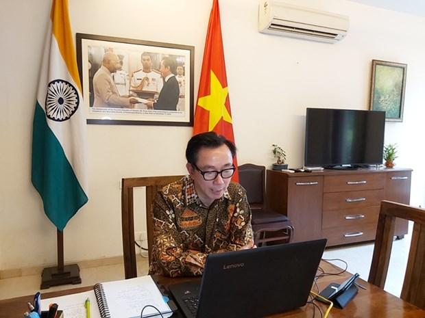 L'economie numerique contribuera a renforcer la connectivite Inde - ASEAN – Oceanie hinh anh 1