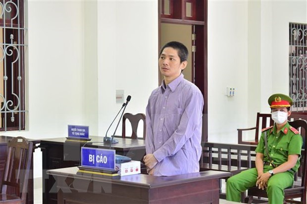 Tay Ninh : Un Singapourien condamne a mort pour transport de drogue hinh anh 1