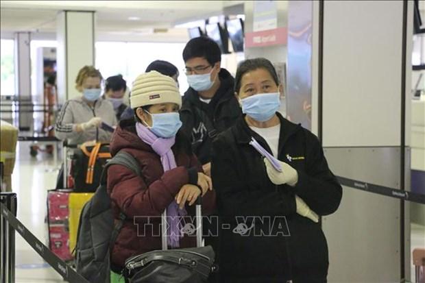 Coronavirus : Rapatriement de plus de 340 Vietnamiens d'Australie hinh anh 1