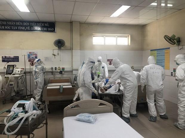 Coronavirus : le Vietnam confirme deux nouveaux deces hinh anh 1