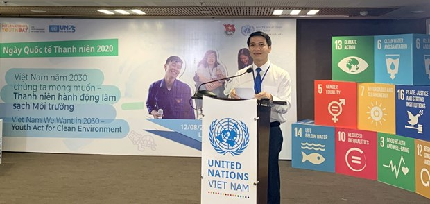 Le Vietnam celebre la Journee internationale de la jeunesse 2020 hinh anh 2
