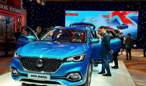Voiture : la marque britannique MG revient au Vietnam hinh anh 1