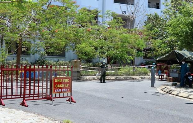 COVID-19: Quang Nam et Hai Duong resserrent le controle sanitaire hinh anh 1