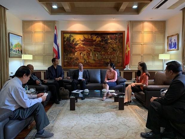 La Thailande propose de cooperer avec le Vietnam dans la medecine veterinaire hinh anh 1