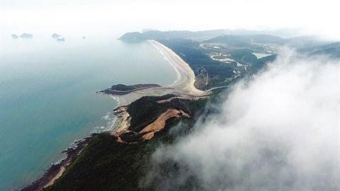 Ngoc Vung, le somptueux joyau de la baie de Bai Tu Long hinh anh 1