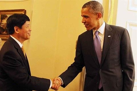Vietnam - Etats-Unis : les ambassadeurs de l'education hinh anh 3
