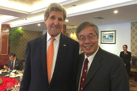 Vietnam - Etats-Unis : les ambassadeurs de l'education hinh anh 2