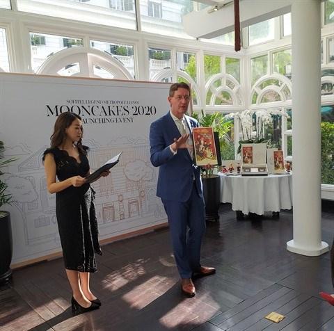 L'edition speciale et solidaire des gateaux de la mi-automne du Metropole Hanoi hinh anh 1
