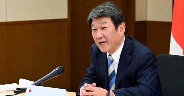 Le Japon et le Laos conviennent d'assouplir les restrictions de voyage liees au coronavirus hinh anh 1