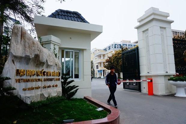 Trois universites vietnamiennes dans le classement des 1.000 meilleures universites du monde hinh anh 1