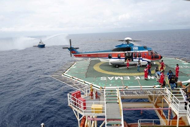 PetroVietnam : 45 ans de contribution a l'industrie petroliere nationale hinh anh 1