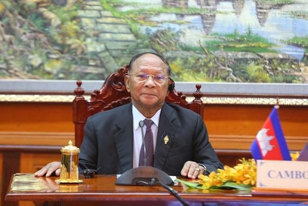 AIPA 41 : Les pays de l'ASEAN soulignent l'importance de la paix et de la stabilite dans la region hinh anh 1