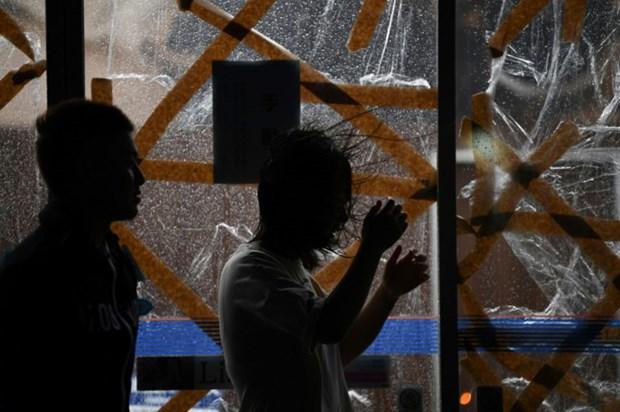 Typhon Haisen : les autorites recherchent deux stagiaires vietnamiens portes disparus au Japon hinh anh 1