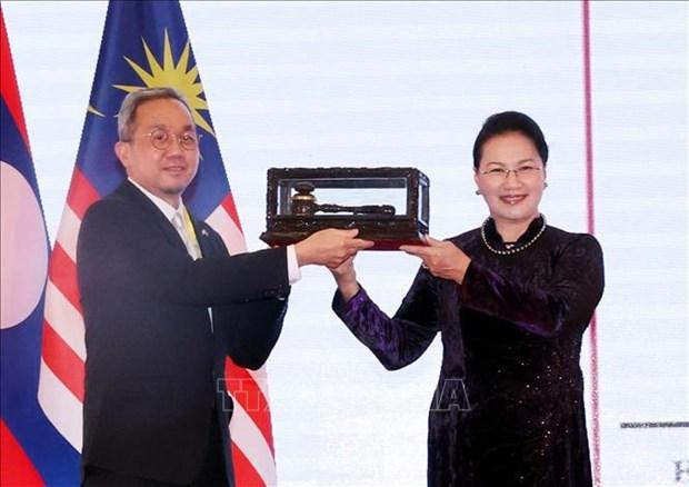 L'AIPA souligne l'importance d'assurer la paix pour l'interet des peuples de l'ASEAN hinh anh 2