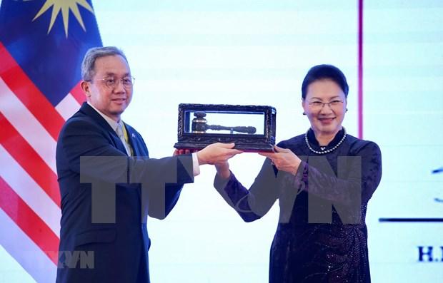 AIPA 41: le Brunei salue le mandat de presidence vietnamienne hinh anh 1