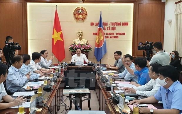 Le salaire minimum regional devrait rester inchange en 2021 hinh anh 2