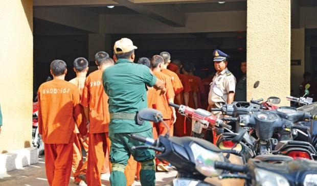 Vietnam–Cambodge: l'Accord sur le transferement des personnes condamnees effectif en octobre hinh anh 1