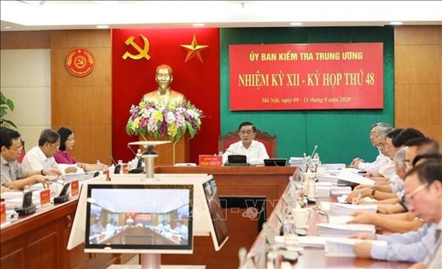 La Commission de controle demande d'expulser quatre officiels de Da Nang hinh anh 1