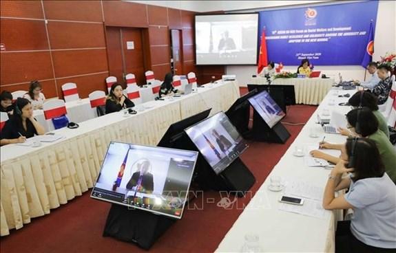 L'ASEAN intensifie les mesures pour proteger les familles vulnerables hinh anh 1