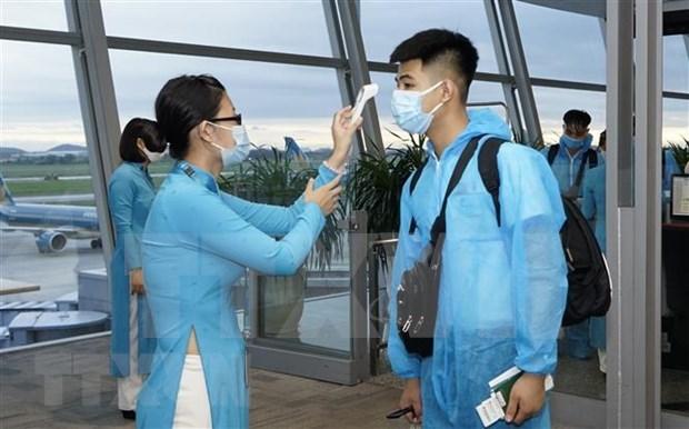 Le Vietnam ne signale aucun cas de COVID-19 lundi matin hinh anh 1
