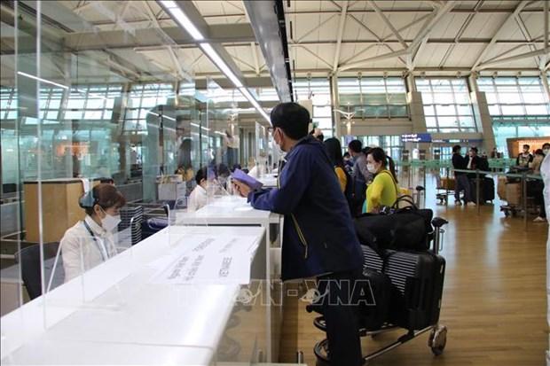 Reprise officielle du premier vol commercial reliant Seoul a Hanoi hinh anh 1