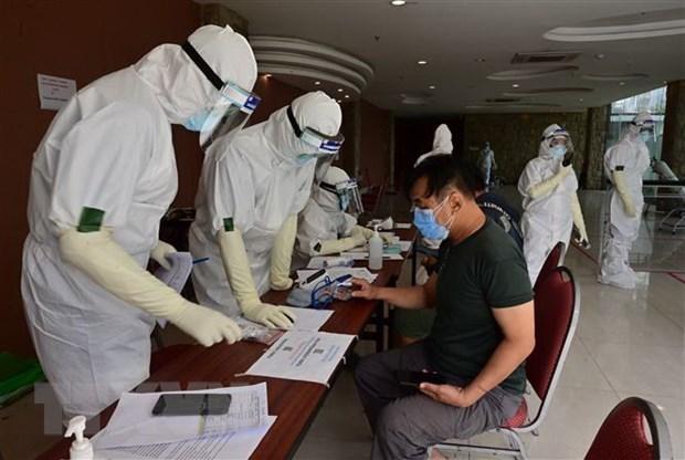 COVID-19 : les infections dans six provinces indonesiennes diminuent hinh anh 1