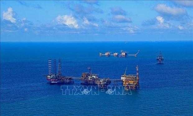 PVN: l'exploitation gazo-petroliere en neuf mois depasse les objectifs hinh anh 1
