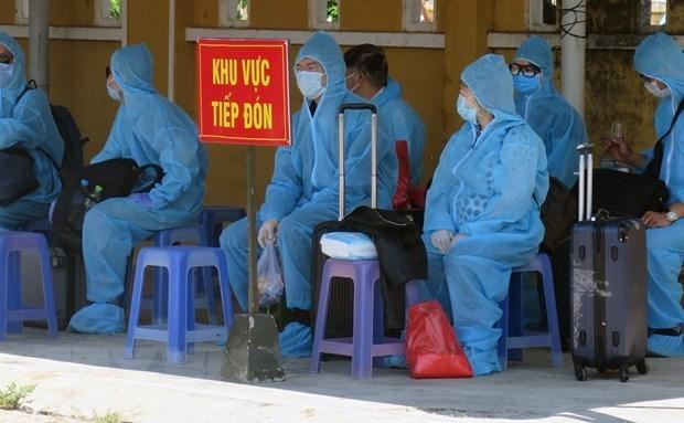 Covid-19 : aucune nouvelle infection n'est signalee au Vietnam lundi matin hinh anh 1