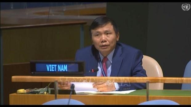 Le Vietnam et l'Indonesie appellent les parties en Colombie a renforcer les dialogues hinh anh 1