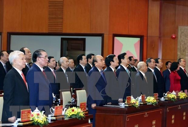 Ouverture du 11e Congres de l'organisation du Parti de Ho Chi Minh-Ville hinh anh 2