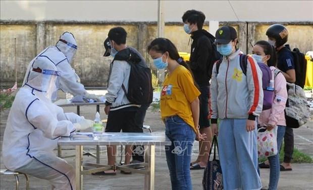 Coronavirus : le Vietnam entre dans le 47e jour sans transmission locale du virus hinh anh 1