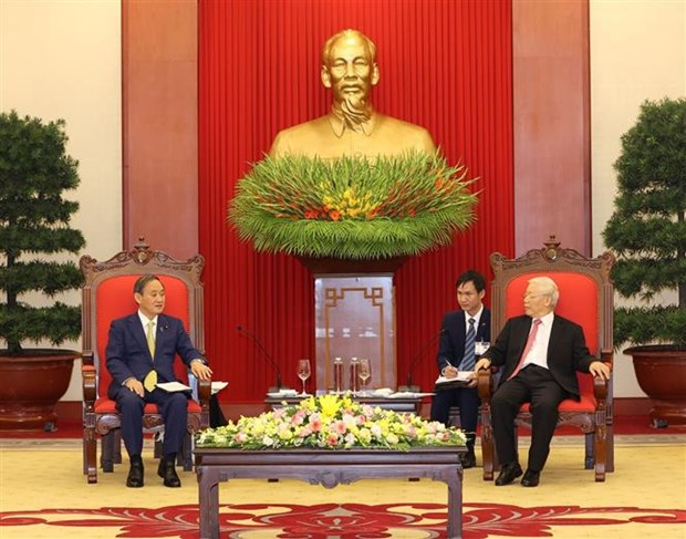 Le Japon – partenaire strategique de premier rang du Vietnam hinh anh 1
