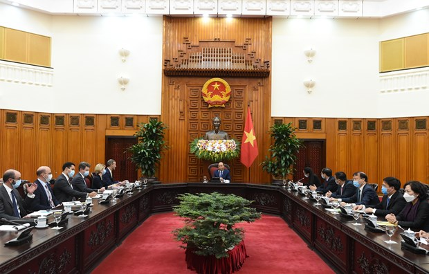 Le Vietnam considere toujours les Etats-Unis comme l'un des partenaires les plus importants hinh anh 1