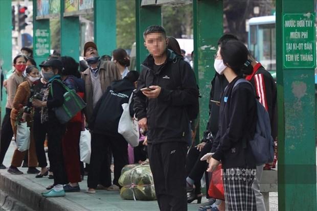 Hanoi durcit ses mesures anti-COVID-19 hinh anh 1