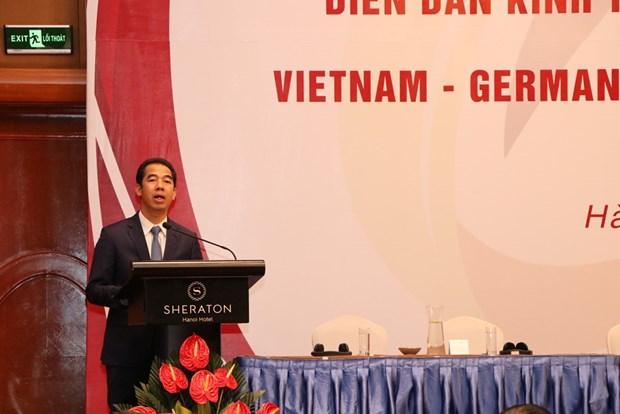 Promotion de la cooperation economique Vietnam – Allemagne hinh anh 1
