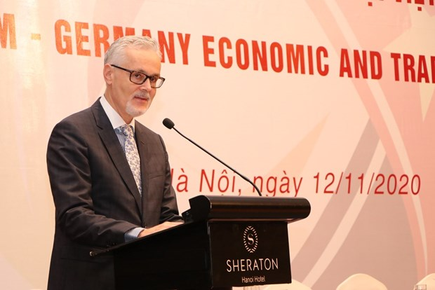Promotion de la cooperation economique Vietnam – Allemagne hinh anh 2