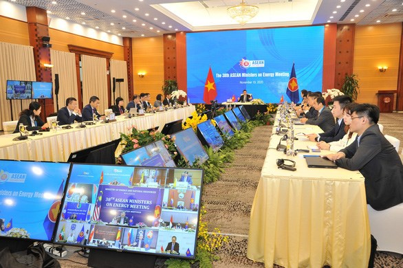 Conference des ministres de l'Energie de l'ASEAN hinh anh 1