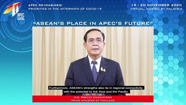 APEC 2020 : les dirigeants appellent a une cooperation pour la reprise econmique hinh anh 3