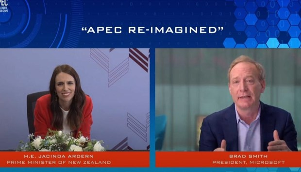 APEC 2020 : les dirigeants appellent a une cooperation pour la reprise econmique hinh anh 2