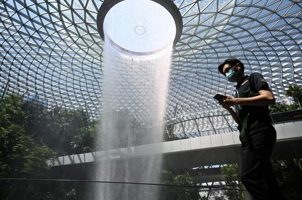 Singapour: la baisse du PIB ralentit au 3e trimestre hinh anh 1