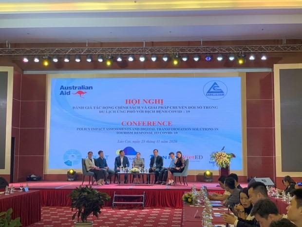 Lao Cai developpe le tourisme intelligent pour repondre au Covid-19 hinh anh 1