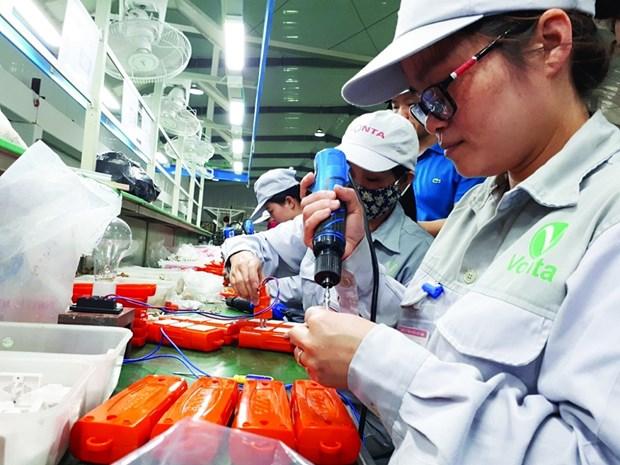 Pour favoriser le developpement des industries auxiliaires hinh anh 1