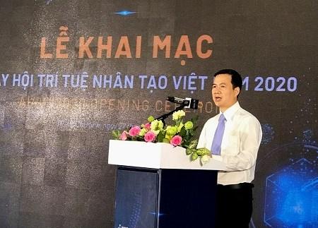 Journee de l'intelligence artificielle du Vietnam 2020 a Ho Chi Minh-Ville hinh anh 1