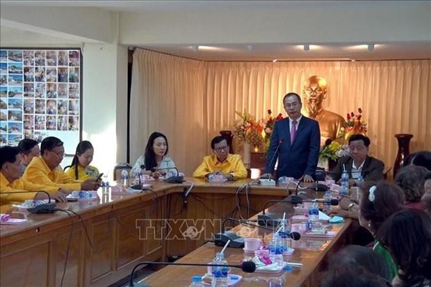 Les Viet kieu contribuent a booster le partenariat strategique Vietnam-Thailande hinh anh 1
